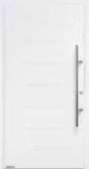 Stahl- / Alu-Eingangstür ThermoSwiss Motiv 015