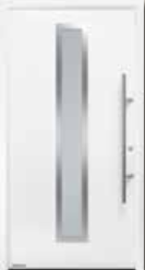 Stahl- / Alu-Eingangstür ThermoSwiss Motiv 700S