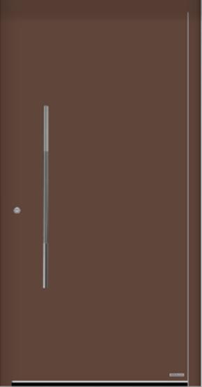 CH607 Maronefarben
