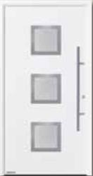 Stahl- / Alu-Eingangstür ThermoSwiss Motiv 810S